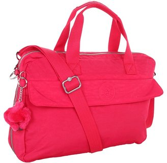 Kipling Noxobo Messenger Bag (Vibrant Pink) - Bags and Luggage