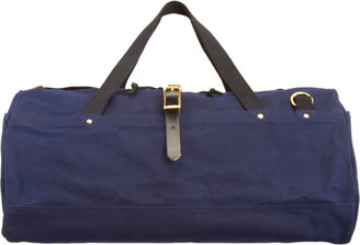 Barneys New York Archival Clothing x CO-OP Waxed Canvas Duffel
