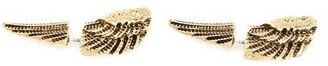 Charlotte Russe Angel Wing Stud Earrings