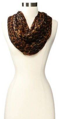 Collection XIIX Women's Leopard On The Prowl Scarf