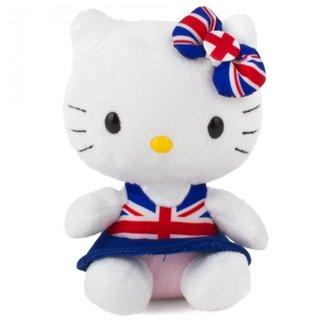 Hello Kitty Beanie Union Jack