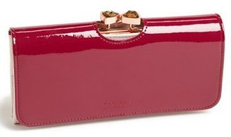 Ted Baker 'Crystal Bobble' Matinee Wallet