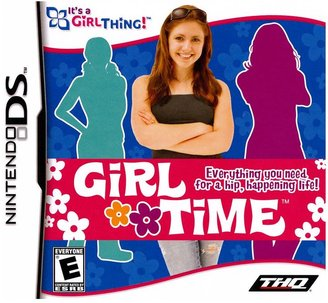 Nintendo ds TM girl time TM