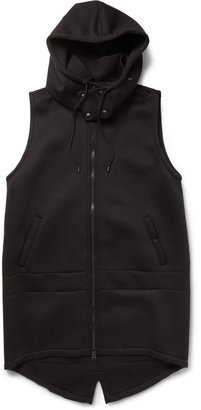 Givenchy Hooded Jersey Gilet