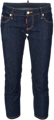 DSquared Dsquared2 cropped jean