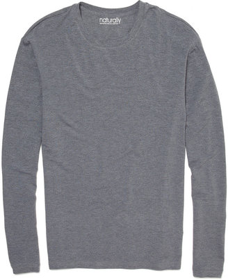 Derek Rose Long-Sleeved Stretch-Micromodal T-Shirt