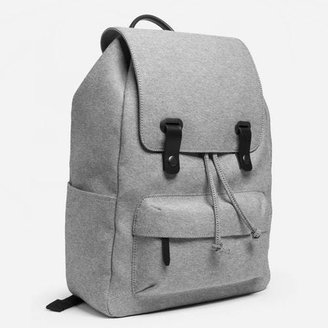 The Twill Snap Backpack $65 thestylecure.com