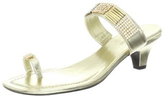 Ann Marino Women's Illusion Sandal