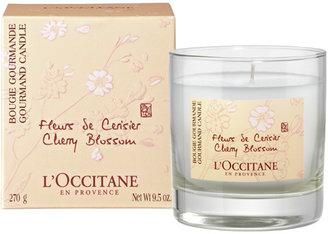 L'Occitane Cherry Blossom Gourmand Candle