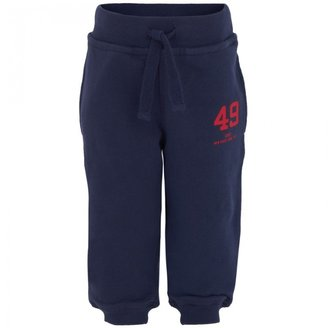 Gant Navy Track Bottoms