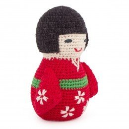 Anne Claire Crochet Japanese Doll