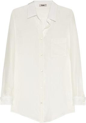 Acne Parker silk shirt