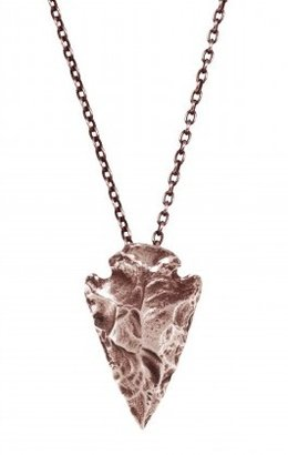 Pamela Love Mini Arrowhead Pendant