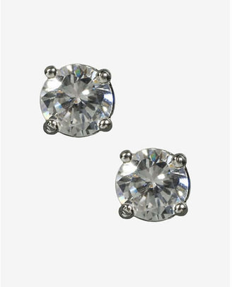 Express Small Solitaire Earrings $22.90 thestylecure.com