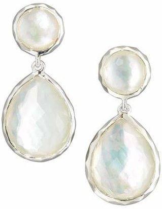 Ippolita Rock Candy Drop Earrings, Mother-of-Pearl
