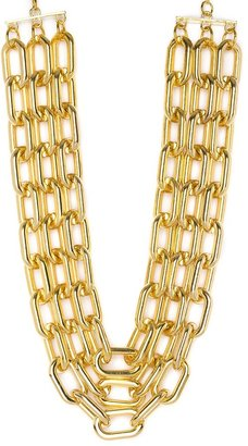 BaubleBar Oval Link Necklace
