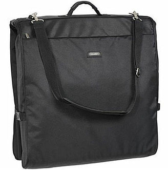 """Wally Bags WallyBags 45"""" Framed Garment Bag with Shoulder Strap"""