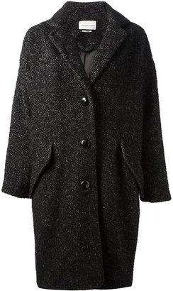 Etoile Isabel Marant 'Delphe' herringbone coat