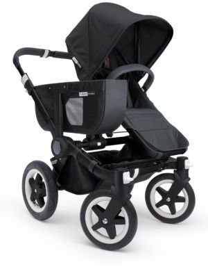 Bugaboo Donkey All Black Special Edition Set