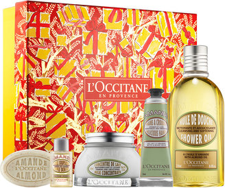 L'Occitane Delicious Almond Set