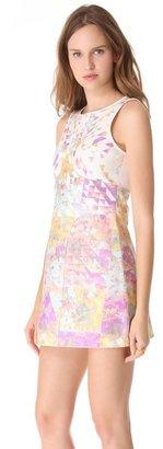 Tibi Velocity Denim Dress