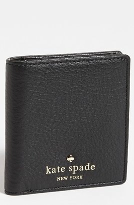 Kate Spade 'cobble Hill - Small Stacy' Leather Wallet