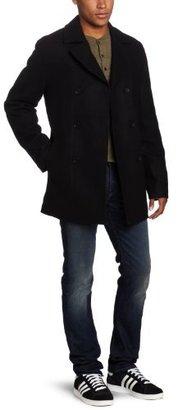 Volcom Men's Rudder Peacoat Jacket