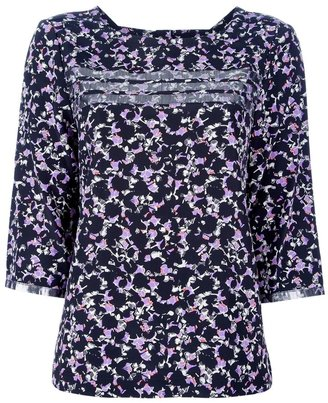 Marc by Marc Jacobs 'Exeter' print top