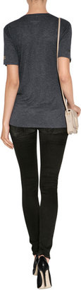 Zadig & Voltaire Wanda Eagle T-Shirt in Carbone
