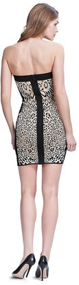 GUESS by Marciano Tamatha Leopard Dress