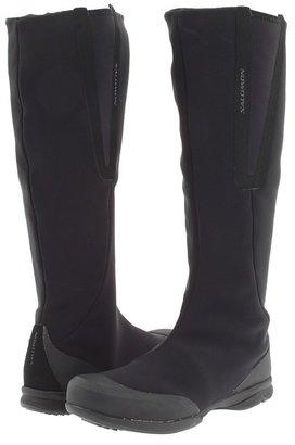 Salomon Uma Trois (Black/Asphalt/Aluminum) - Footwear