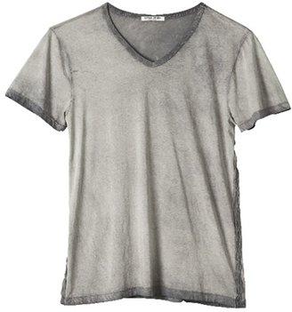 Cotton Citizen - Men's Ash Short Sleeve V-Neck Tee