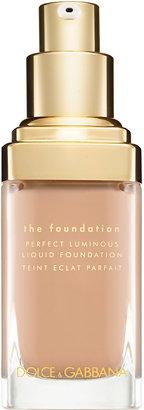 Dolce & Gabbana The Foundation Perfect Luminous Liquid Foundation