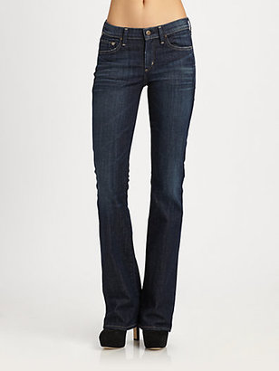 Citizens of Humanity Galaxy Amber Flare-Leg Jeans