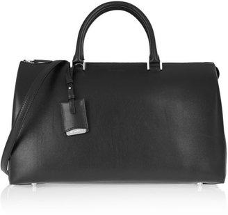 Jil Sander Large leather tote