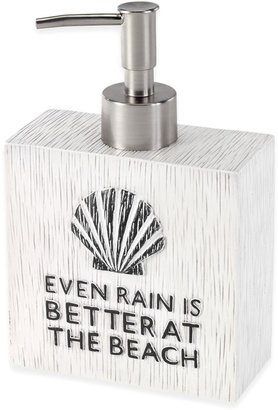 Avanti Beach Words Lotion Dispenser