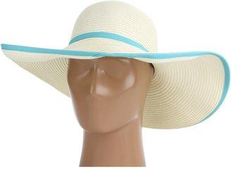 Calvin Klein Pop Color Sunhat (Blue) - Hats