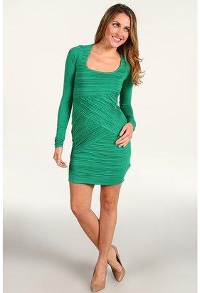 Bailey 44 I Know Some Tricks Dress (Green) - Apparel