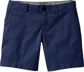 "Old Navy Women's Perfect Khaki Shorts (7"")"