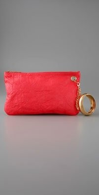 Twelfth St. By Cynthia Vincent Clutch with Bangle