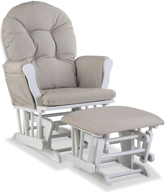 Stork Craft Storkcraft Hoop Custom Glider Chair & Ottoman Set