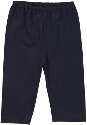 Zutano Primary Solid Pant - Black-6 Months