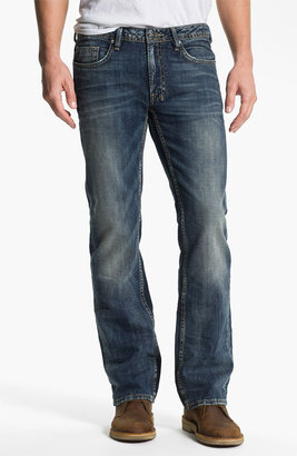 Buffalo David Bitton 'Driven' Straight Leg Jeans (Vintage Worn)