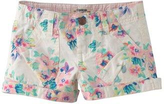 Osh Kosh floral shorts - girls 4-6x