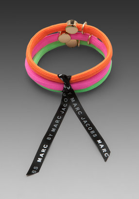 Marc by Marc Jacobs Cluster Ponys Turnlock Hairbands