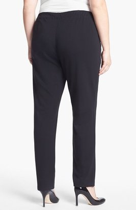 Eileen Fisher Stretch Slim Pants (Plus Size)