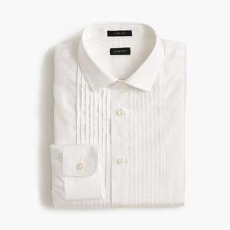 J.Crew Boys' Ludlow tuxedo shirt