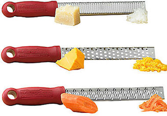 Microplane Set of 3 Graters