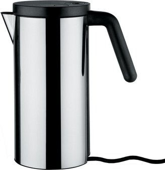 Alessi Hot.it Cordless Kettle, Black Handle, 1.4L