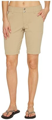 Columbia Saturday Trail Long Short (British Tan) Women's Shorts